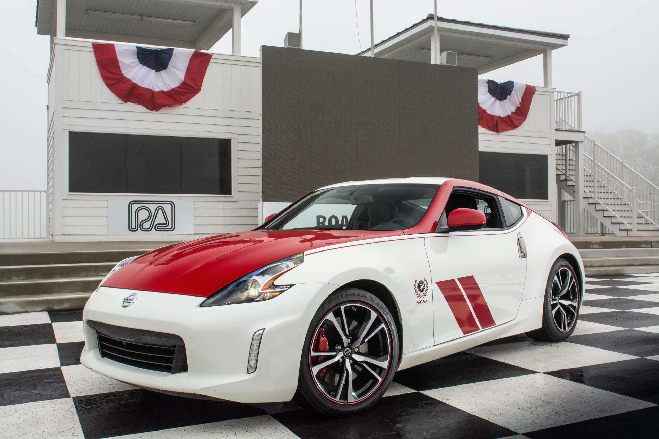 'A Car for True Collectors': 5 Facts about the 2020 Nissan 370Z 50th Anniversary Edition