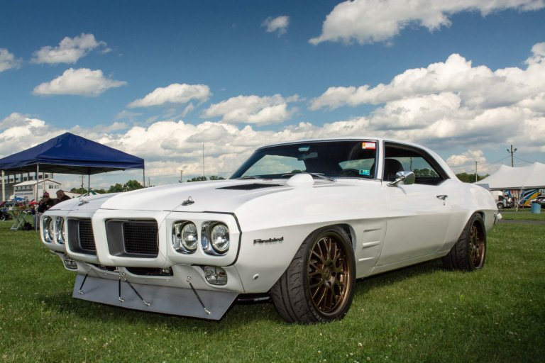 Jason Rescued this 1969 Pontiac Firebird From a Tree and Built It into a Pro-Touring Machine