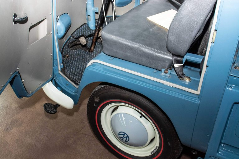 My Favorite Feature on this 1959 VW Transporter Truck is Definitely Not What You Think