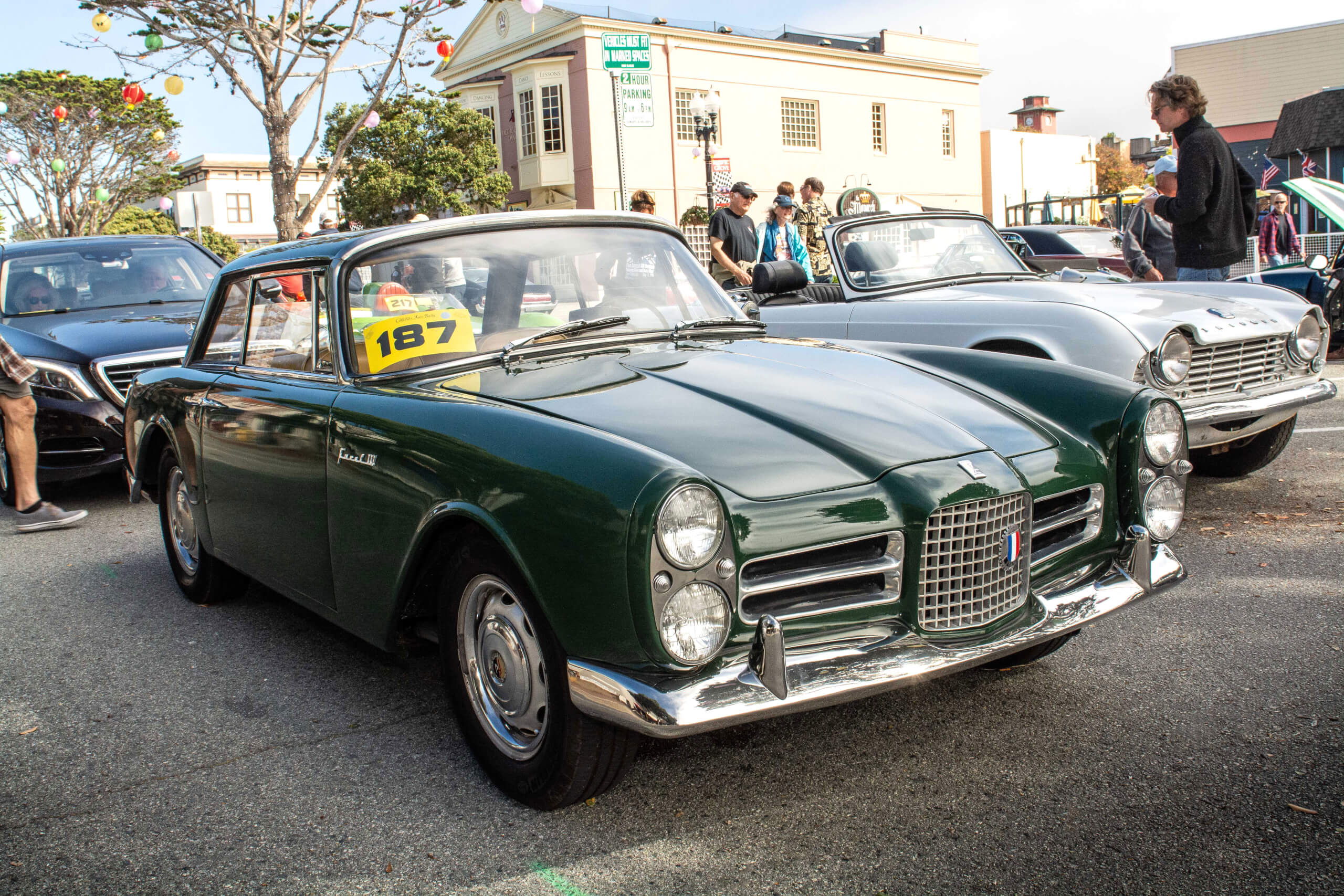 This 1963 Facel Vega III was ordered new at the Paris Motor Show.