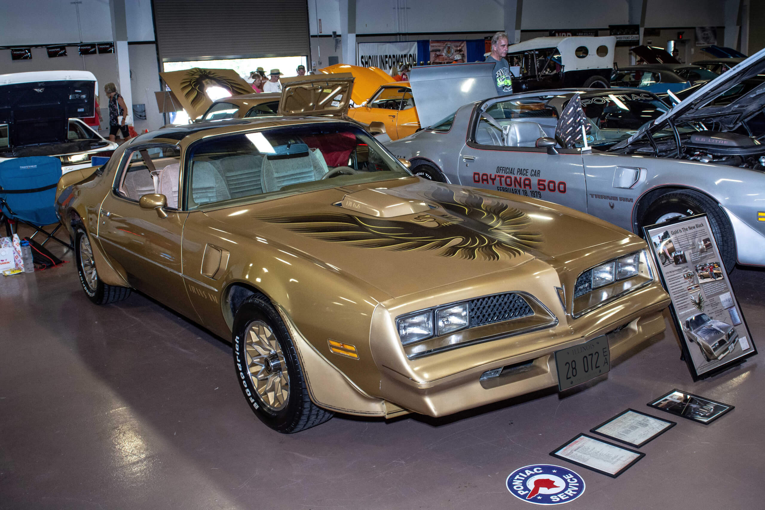 Original Owner Trans Am, and Pontiac Passion, Passes from  Dad to Daughter