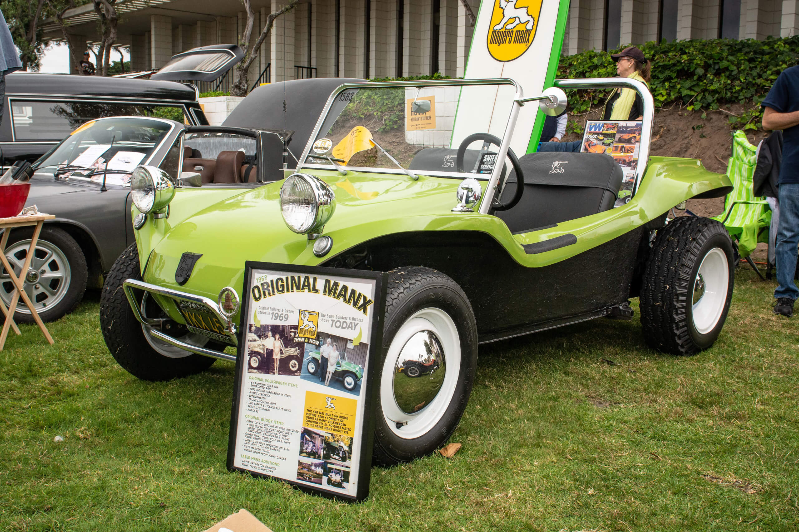 An Original Owner Builds One Sweet Meyers Manx Buggy