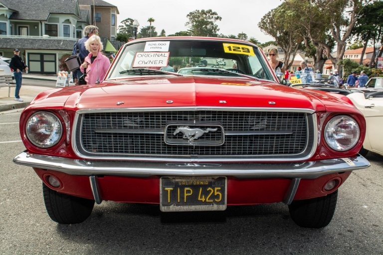 The Original Owner of this '67 Mustang has Driven a Half-Million Miles
