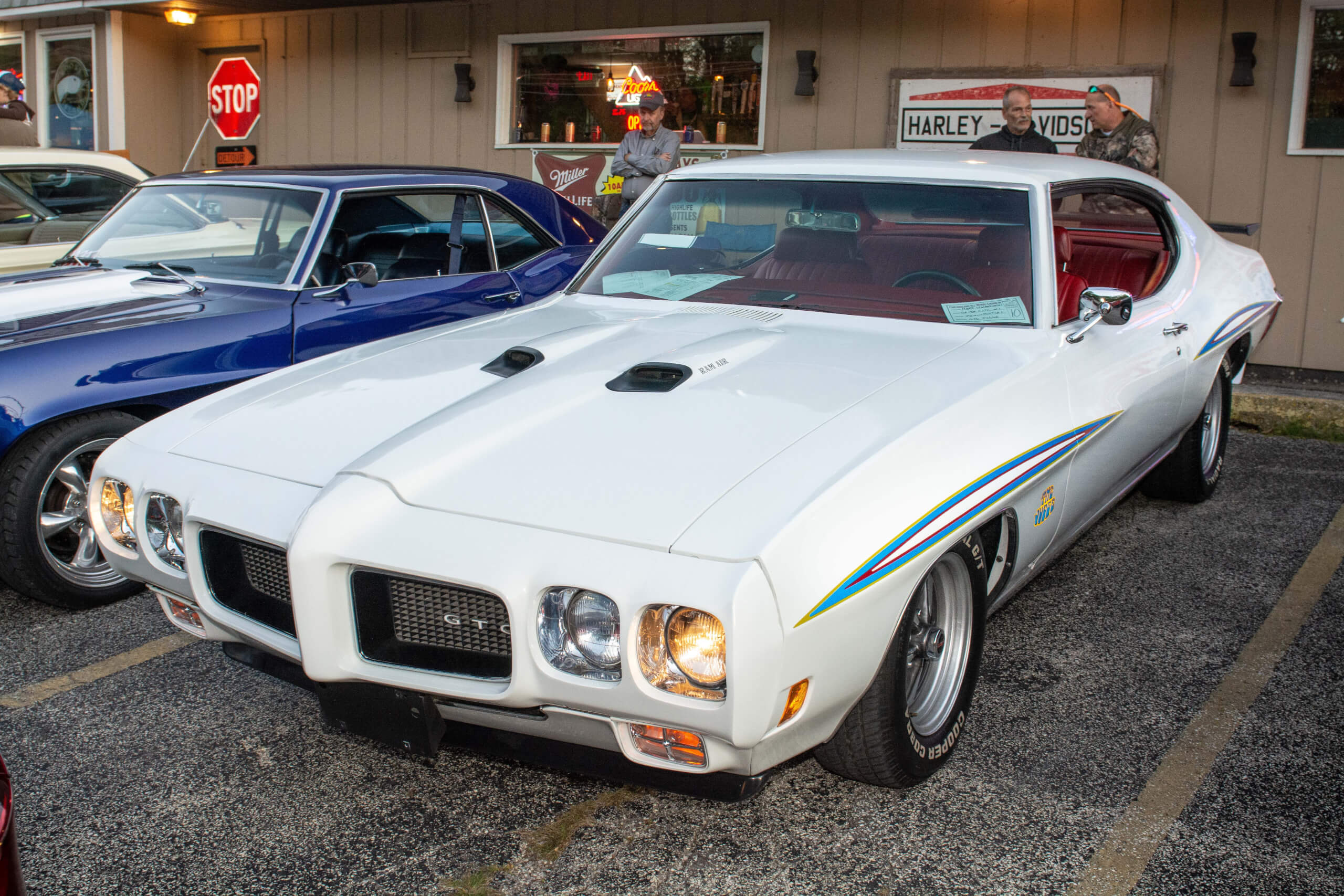 This 1970 Pontiac GTO Judge was shipped right to Guam when new.