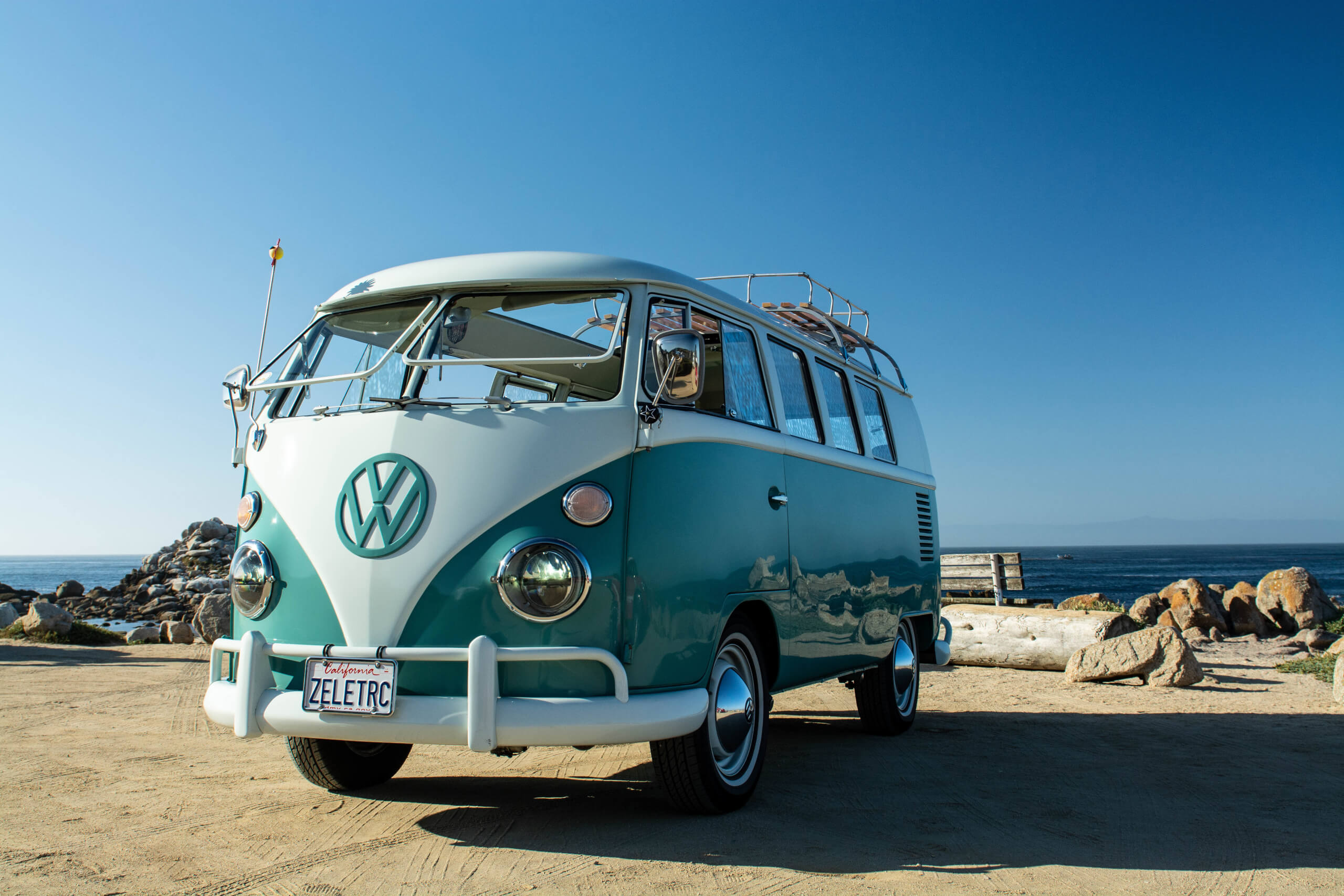 It's Electric! Zelectric's '64 VW Bus Boogies Thousands of Miles