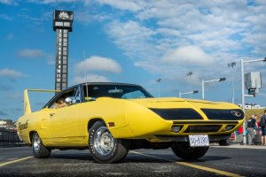 Young Owners Ate Pasta To Afford This '70 Plymouth Superbird
