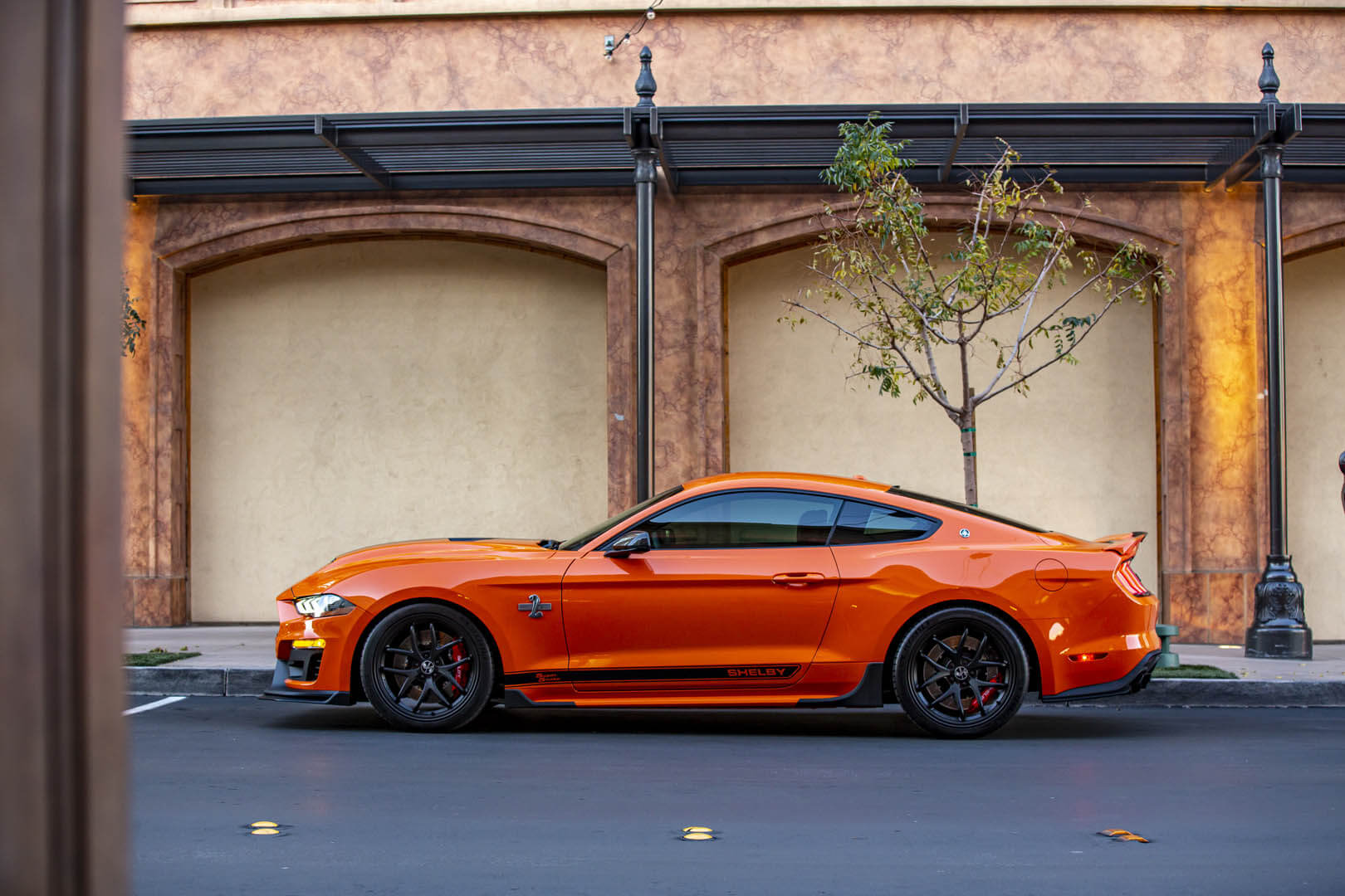 The 2020 Ford Shelby Super Snake 'Bold Edition' features three exterior colors inspired by the 1970s.