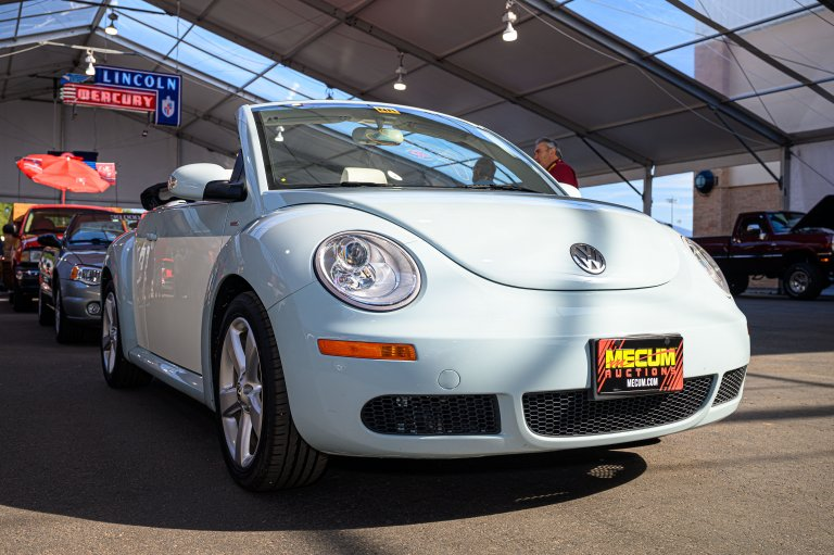 Five Bargain Bugs At Mecum Kissimmee