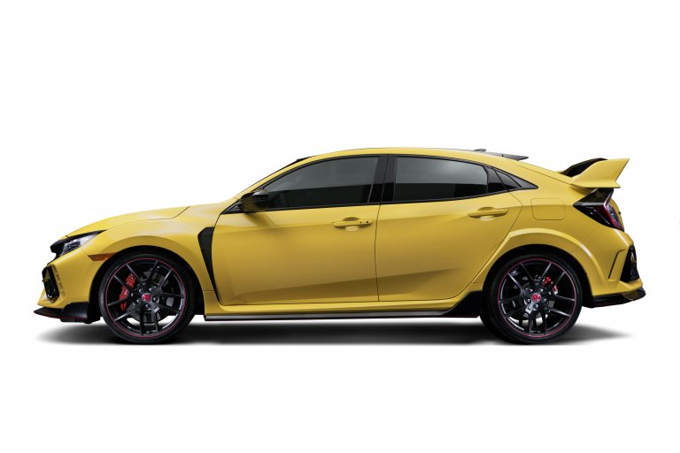 Honda Announces Leaner, Meaner 2021 Type R Limited Edition