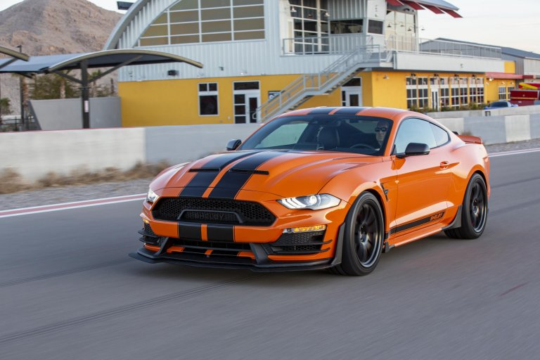 Shelby Signs Off On Fitting Tribute To Texas Tuner