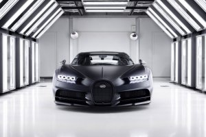 Bugatti's Chiron Hits 250…Units Assembled