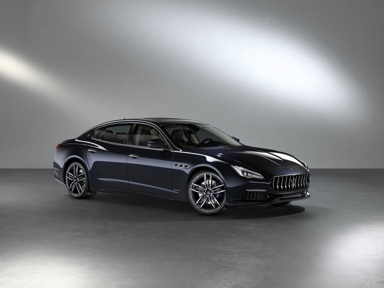 Maserati and Zegna Offer Special Edition Vehicles Suited For Exclusivity