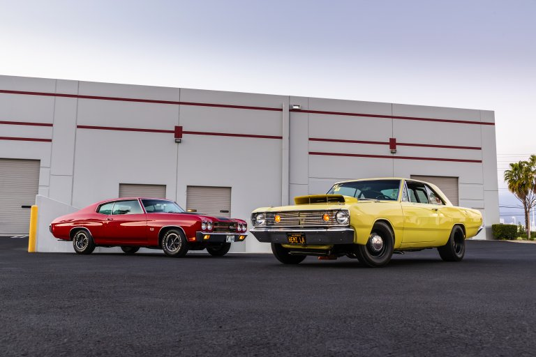 Drive It or Show It? How One Car Collector Says 'Yes' to Both