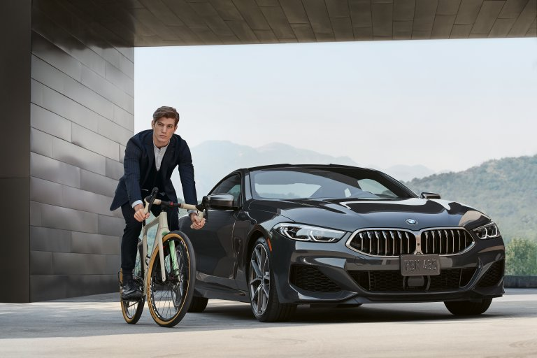 3T Releases Their 'Ultimate Riding Machine' In The Form Of A Special-Edition BMW Bike