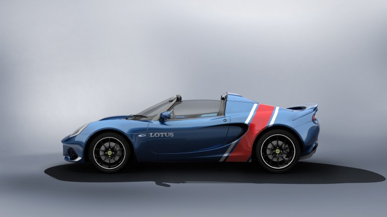 Lotus' Elise Can Now Come In Limited-Edition Race Liveries