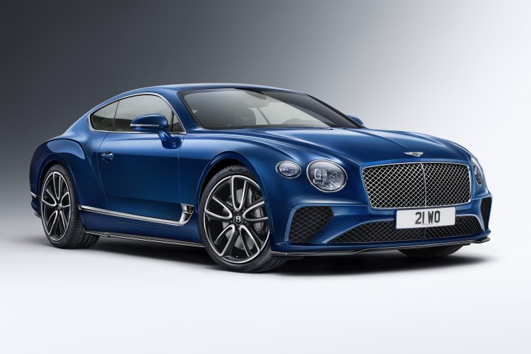 Bentley Adds Sporty 'Styling Specification' Package To Lineup
